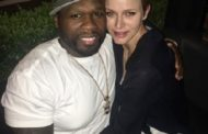 50 CENTS HANGSOUT WITH PRINCESS OF MONACO, WHAT ARE THEY UP TO?