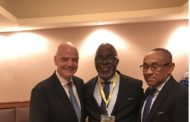 PINNICK NAMED PRESIDENT AFCON, MEDIA COMMITTEE