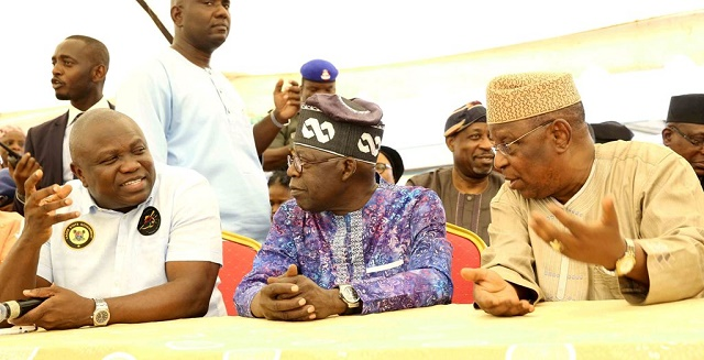 STOP AJOMALE NOW  IF YOU WANT APC TO WIN  EJIGBO, GROUP WARNS TINUBU