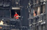 FOUR WITNESSES SURVIVE GRENFEL TOWER FIRE IN LONDON