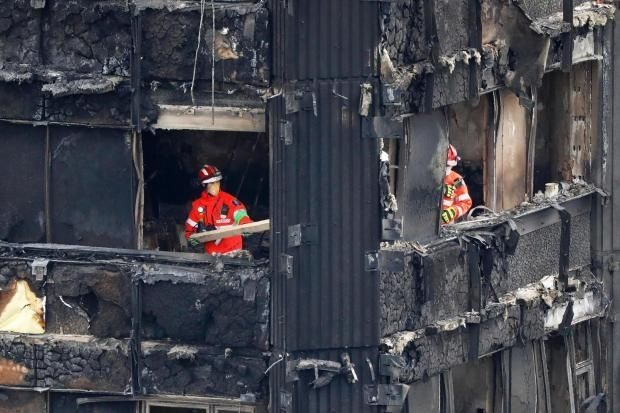 GRENFELL TOWER FIRE: POLICE CONFIRMS 58 DEAD, MISSING