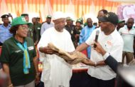IITA  EXPANDS RESEARCH, FLAGS OFF 205.5 HECTARES FARMLAND IN OWU