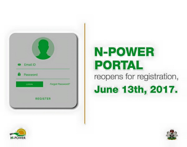 npower portal reopens for unemployed graduates