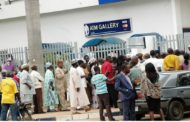 HOUSE OF REPS PROPOSE SIX MONTH JAIL FOR ANYONE THAT JUMPS QUEUES