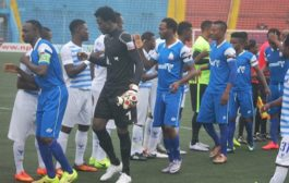 NPFL: ODUMEGWU STARS AS RIVERS UTD DEFEATS 3SC 1 - 0