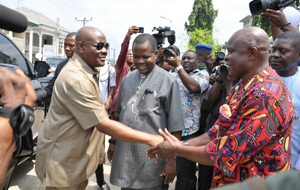 NYESOM WIKE: WHY I DISSOLVED RIVERS STATE EXECUTIVE COUNCIL