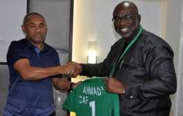 PINNICK, AHMAD APPOINTED INTO CAF EMERGENCY COMMITTEE