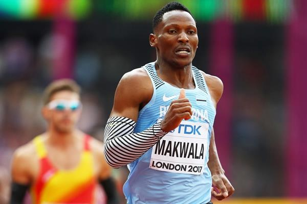 ISAAC MAKWALA MEDICALLY FIT TO RUN 200M TODAY - IAAF