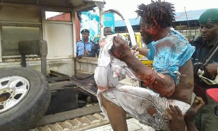 2 NABBED IN  RITUALISTS' TUNNEL IN LAGOS
