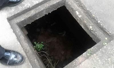 Under ground tunnel