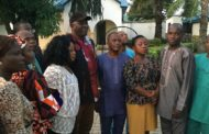 ANA NATIONAL OFFICIALS INSPECT FACILITIES AHEAD OF CONVENTION IN MAKURDI