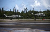 AIRCRAFTS LEAVE FOR  PUERTO RICO  AS MARIA ATTAINS CATEGORY 5 HURRICANE