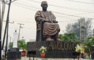 SEGUN AWOLOWO: SCULPTURE DID JUSTICE TO PAPA'S MEMORY