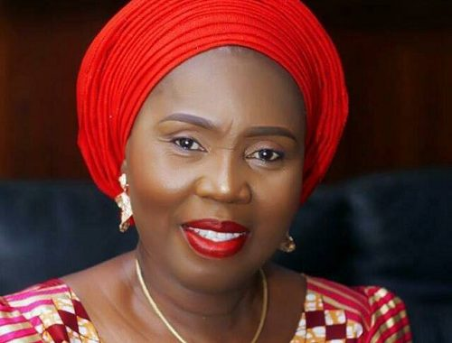 MRS. BETTY AKEREDOLU : I'LL NOT GIVE UP IN MY BATTLE AGAINST BREAST CANCER