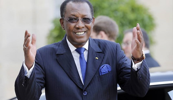 PRESIDENT IDRISS DEBY ITNO: I INVITE YOU TO INVEST IN MY CHAD