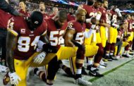NFL COMMISSIONER ROGER GOODELL BEGS 32 TEAMS TO STAND UP FOR NATIONAL ANTHEM