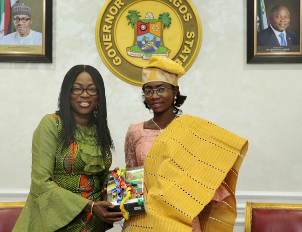 LAGOS WILL PRODUCE FIRST FEMALE GOVERNOR - AMBODE