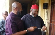 PETE EDOCHIE RECEIVES GRATUITY 19 YEARS AFTER RETIREMENT
