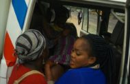 DRAMA AS RRS TAKES PREGNANT LADY IN LABOUR PAIN, WITH BABY'S HEAD OUT  TO HOSPITAL