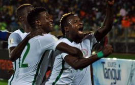 SUPER EAGLES BEGIN BUILD-UP FOR CHAN WITH SUPER SIX