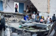 AT LEAST 248 DEAD, MANY MISSING AS 7.1 METRES EARTHQUAKE ROCKS MEXICO