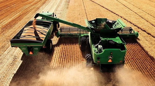 AFDB PRESIDENT, ADESINA RALLIES SUPPORT FOR  TECHNOLOGICALLY DRIVEN AGRICULTURE IN AFRICA