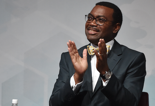 AFDB PRESIDENT, ADESINA SETS ASIDE $250, 000 FOR YOUNG AFRICAN FARMERS