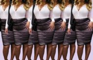 BEYONCE GISELLE KNOWLES GOES NAUGHTY IN NEW SKIRT