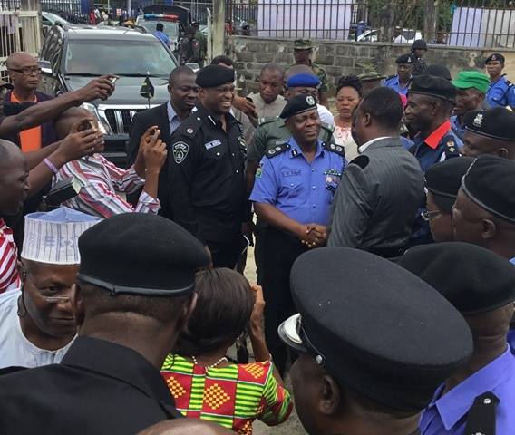 NIGERIA POLICE SACKS 3 FOR RECKLESS SHOOTING