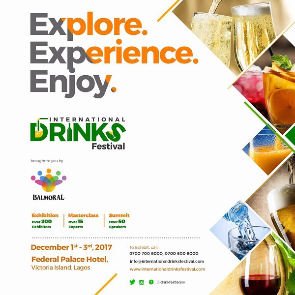 REMY MARTINS, JACK DANIELS, OTHERS  GEAR UP FOR INTERNATIONAL DRINKS FESTIVAL
