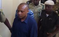 REARRAIGNMENT OF EVANS, 3 OTHERS FOR MURDER, POSSESSION OF FIREARMS STALLED