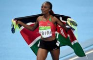 IAAF NAMES HELLEN OBIRI,  19 OTHERS FOR WORLD ATHLETE OF THE YEAR 2017