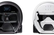 SAMSUNG LAUNCHES NEW STAR WARS EDITION OF POWERBOT VACUUM CLEANER
