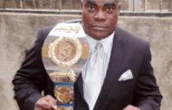 CWA WORLD HEAVYWEIGHT CHAMPION, POWER UTI ARRESTED IN LAGOS