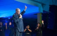 ECUMENICAL CENTRE: RON KENOLY ARRIVES YENEGOA, TO LEAD OTHERS IN SERVICE OF SONGS