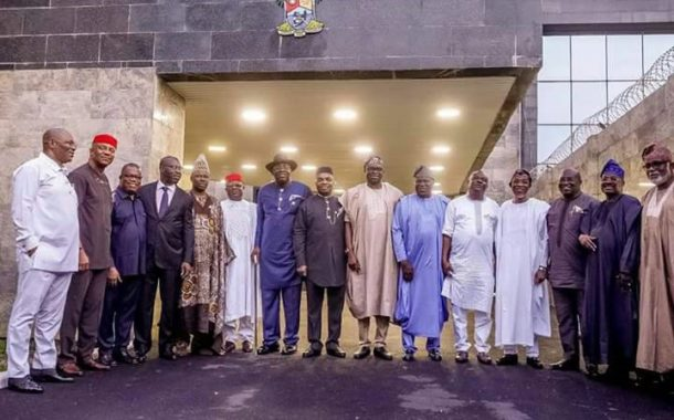 SOUTHERN GOVERNORS DEMAND TRUE FEDERALISM, DEVOLUTION OF POWERS