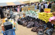 AMCON EXTENDS RELIEF MATERIALS TO IDPS IN BORNO STATE