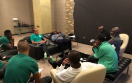 NFF,  EAGLES DEAL AHEAD OF RUSSIA 2018