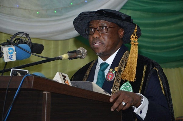 AT ABU CONVOCATION LECTURE, BARU PROPOSES HOW TO DIVERSIFY NIGERIA'S ECONOMY