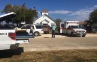 24 DEAD IN BLOODY SHOOTING AT FIRST BAPTIST CHURCH, TEXAS