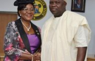 FOLASADE ADESOYE  BECOMES 20TH HEAD OF SERVICE IN LAGOS STATE