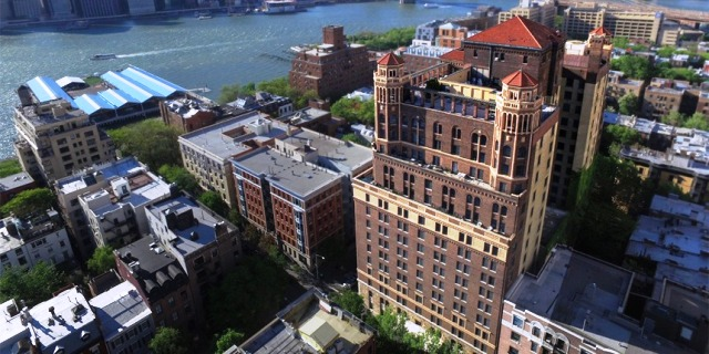 JEHOVAH'S WITNESSES CLOSE SALE OF 16 STOREY RESIDENTIAL BUILDING IN BROOKLYN
