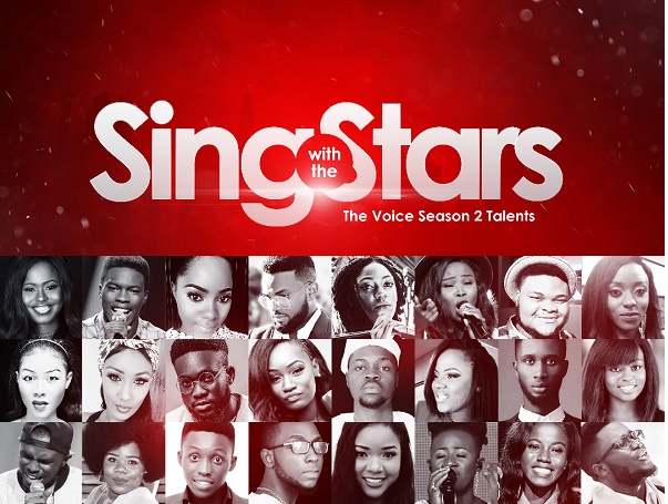 EXPERIENCE VOCAL EXCELLENCE AS YOU SING WITH THE STARS
