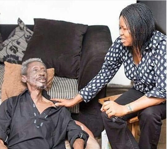 PLEASE HELP, I'M IN GREAT PAIN, SAYS SICK VETERAN ACTOR, SADIQ DABA, MAY BE CASTRATED