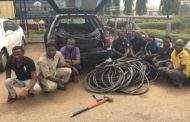 RRS NABS 8, RECOVERS 168 METRES LONG CABLE