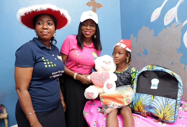 AT CHRISTMAS, HOFOWEM REACHES OUT TO 500 CHILDREN AT MASSEY HOSPITAL, ORPHANAGE