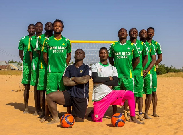 COPA LAGOS 2017: KEBBI BSC NOT SCARED OF ARSENAL, OTHERS - COACH ISA