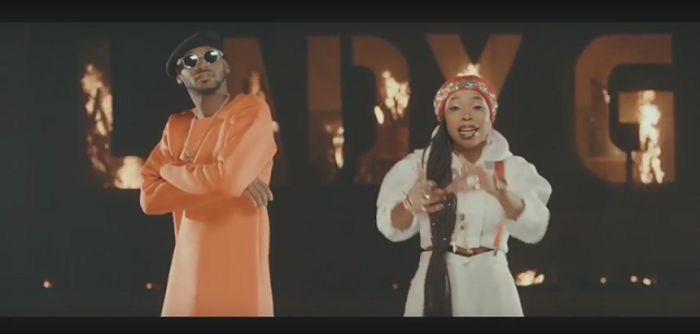 LADY G RELEASES DEBUT MUSIC VIDEO BIG MASQUERADE, FEATURING 2FACE
