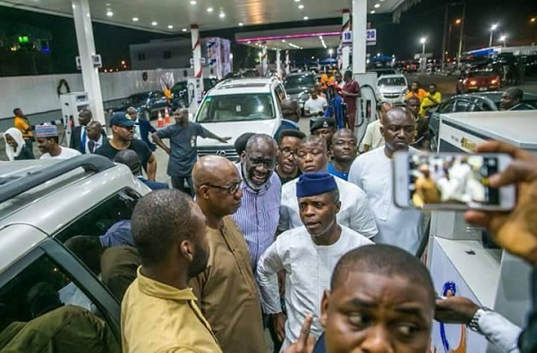PETROLEUM MARKETERS EXPLAIN WHY FUEL SCARCITY PERSIST