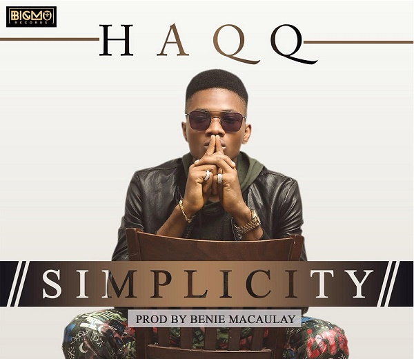 OKCITY BOY HAQQ PROFESSES LOVE IN  DEBUT SINGLE,  SIMPLICITY